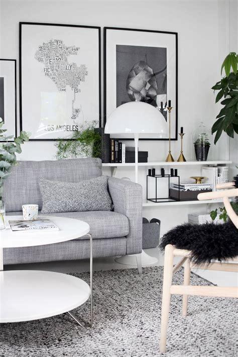 smart shelving living room books grey wishbone chair
