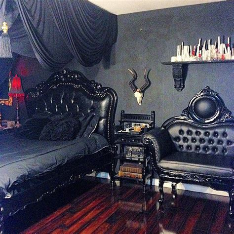 gothic bedroom decor 13 dramatic gothic room design ideas home design and