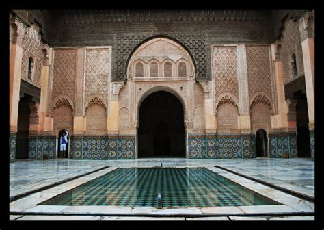 benjamin moroccan ben youssef madrasa by garota da ipanema on deviantart