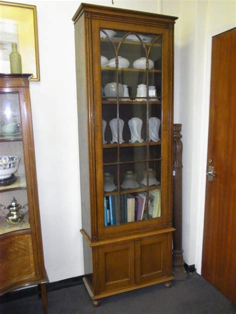 narrow oak bookcase narrow oak bookcase antiques atlas