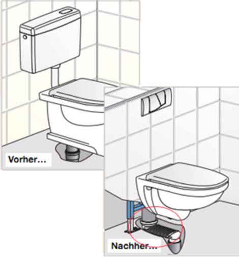 toilettenschüssel mit dusche wc austauschen toilette einbauen so geht s bauen de
