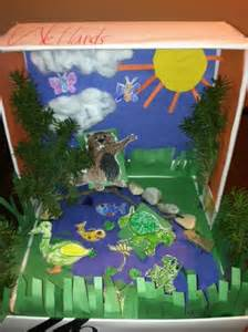 shoe box book report ideas diorama twenty something