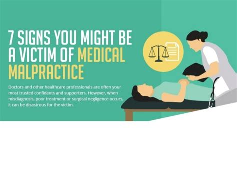 7 Signs He Might by 7 Signs You Might Be A Victim Of Malpractice