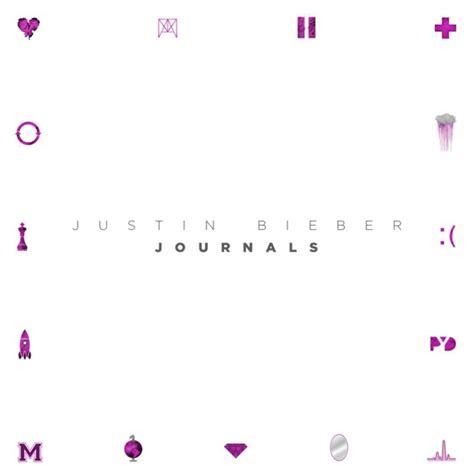 justin bieber novo album journals justin bieber quot journals quot album lyrics directlyrics