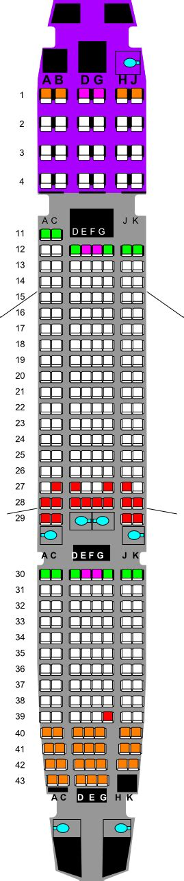 aer lingus seats aer lingus seating chart airbus a330 200 brokeasshome
