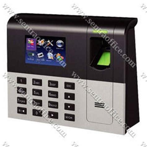 Mesin Absensi Sidik Jari Time Tech T66 jual mesin absensi sidik jari icon ua200 murah sentra office