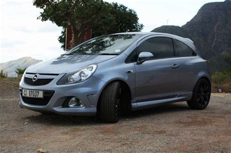 opel corsa 2009 2009 opel corsa opc cars for sale in gauteng on auto mart
