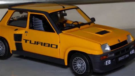 renault 5 turbo 1 1 18 renault 5 turbo g 233 rard larousse 1981 fcaminhagarge