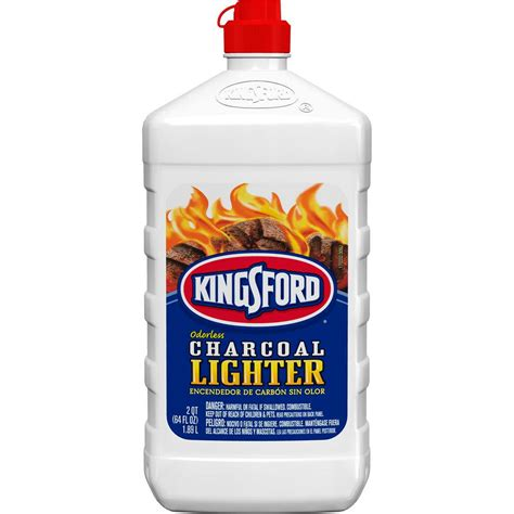 diy lighter fluid kingsford odorless charcoal lighter fluid 64 oz 4460071178 the home depot