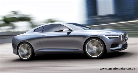 the volvo speedmonkey volvo concept coupe the new p1800