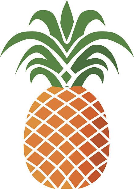 clipart pineapple pineapple clip art vector images illustrations istock