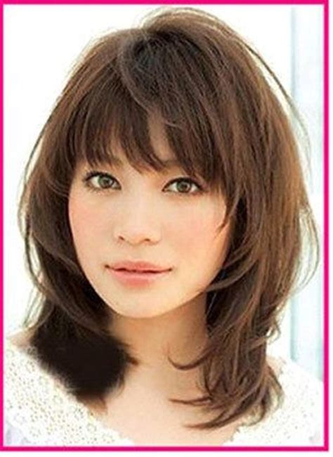 no bang hairstyles after 40 50 wispy medium hairstyles for women haircut long and