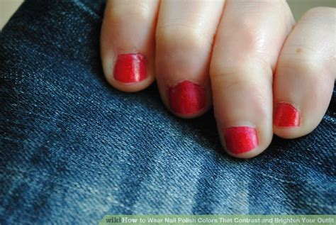 best nail color for black dress 5 easy ways to wear nail polish colors that contrast and