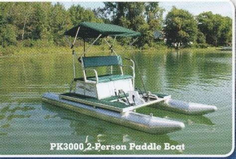 2 person pontoon boat new 2014 paddle king two person pontoon boat memphis tn