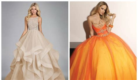 New Season Trends Of The Ballgown by Gowns 2018 Trends Tips For Choosing An
