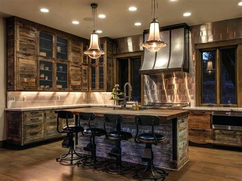 rustic wood kitchen island leave a comment barnwood