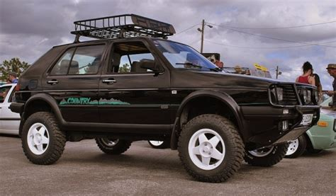 Volkswagen Is From Which Country by Killer 1991 Vw Golf Country 4 215 4 Bring A Trailer