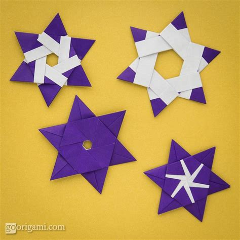 Origami 6 Point - newsweek fertility and diet
