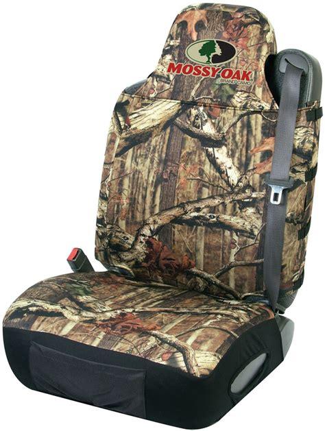 mossy oak neoprene seat covers mossy oak universal fit seat cover neoprene
