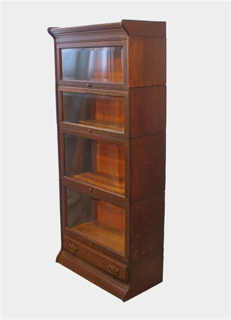 Corner Oak Bookcase Bargain S Antiques 187 Archive Antique Corner Oak Bookcase A Great Unit Made By Gunn