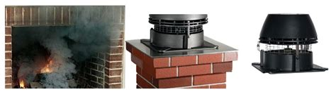 smoky fireplace atlanta exhaust fan install chimney