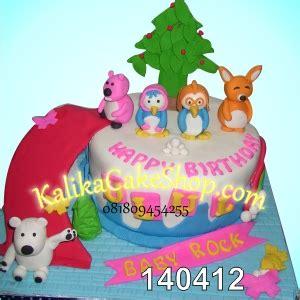 Kue Ulang Tahun Baby Shark kue ulang tahun pororo kue ulang tahun bandung