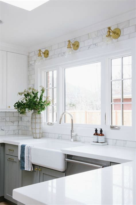 how to tile backsplash in kitchen kitchen backsplash tile how high to go driven by decor