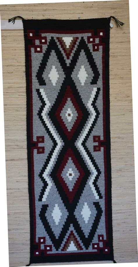 navajo rug runner klagetoh navajo table runner weaving 404 s navajo rugs for sale