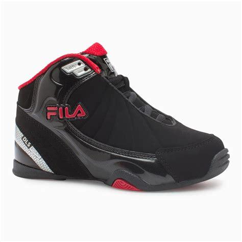 top basketball shoe stores fila boys dls black slam high top basketball shoe shop