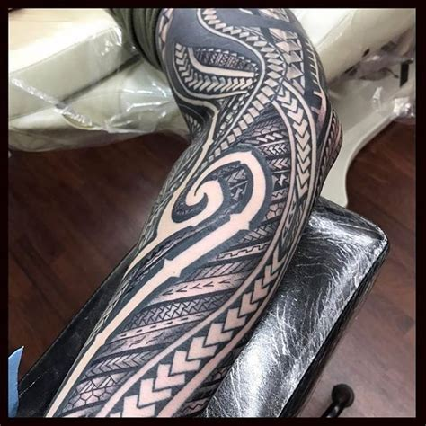 funhouse tattoo tribal by seth from funhouse 20170208