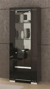 Living Room Cabinets In Black Armonia Display Cabinet Living Room Furniture