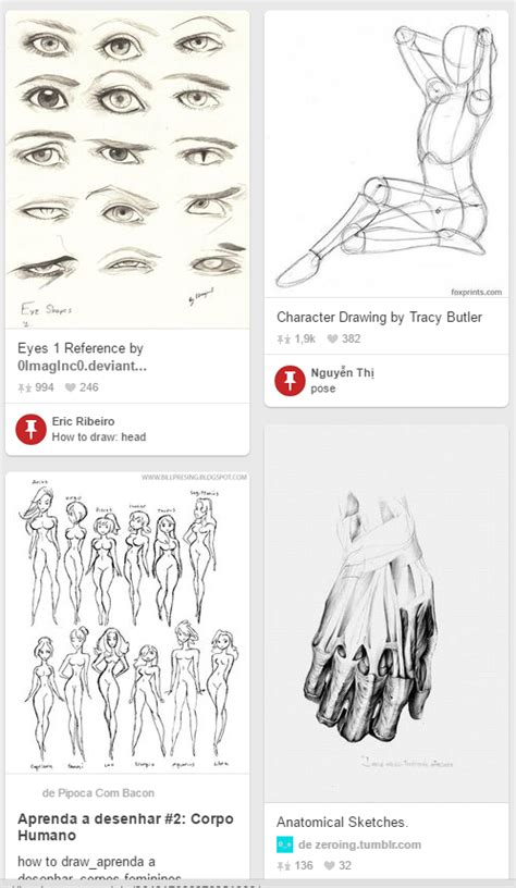 Sketches O Que São by Como Ferramenta De Estudo De Desenho E Ilustra 231 227 O