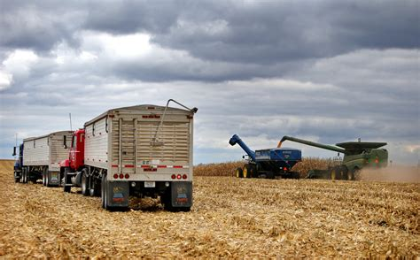 Records In Minnesota Crop Report Shows New Records In 2015 For Minnesota Corn And Soybean Growers