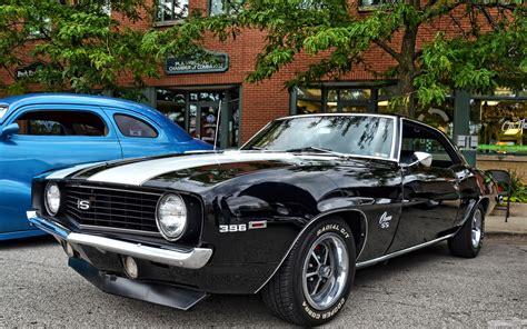 1969 chevy camaro ss black 36 chevrolet camaro ss 1969 wallpapers hd