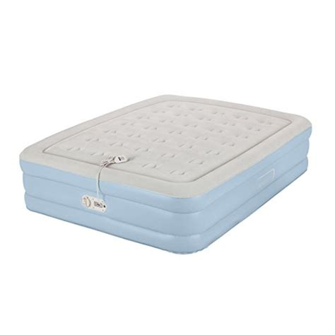 comfort air reviews cheap aerobed one touch comfort air mattress queen