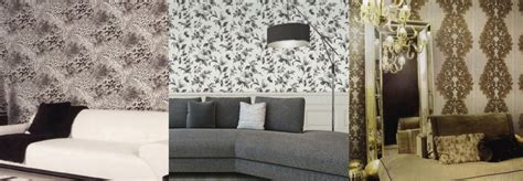 wallpaper cheaper than paint top diy faux wallpaper using starch u fabric with wallpaper