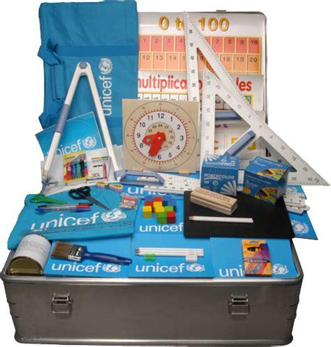 Education Box weg and unicef 3p learning