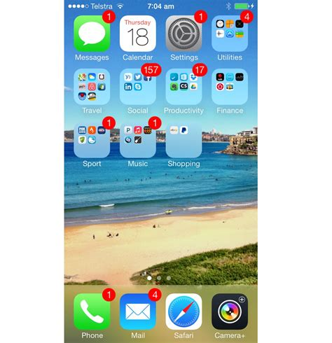 cool iphone layout ideas here are the home screens of 13 successful australian
