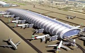 Escape dubai airport in 20 seconds in the uae ahlanlive