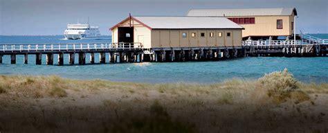 ferry queenscliff barwon regional living victoria