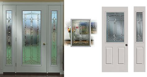 Front Door Inserts Entry Door Glass Inserts Replacement Home Entrance Door