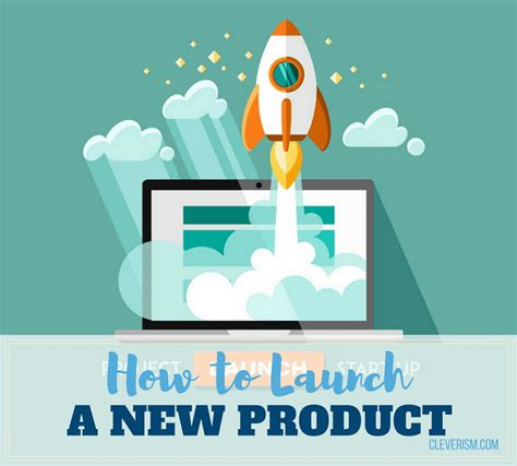 Business Letter Launching New Product how to launch a new product