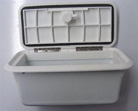 boat storage ventilation th marine glove box 7 quot x14 quot designer series cam lock