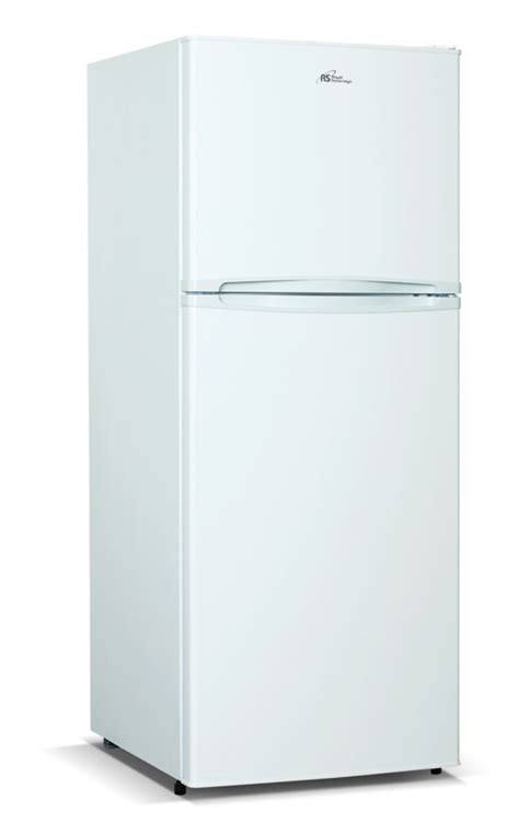 royal sovereign 10 0 cu ft top freezer refrigerator in