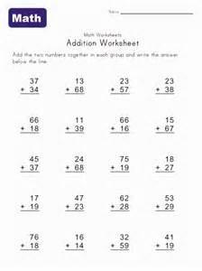 addition worksheets with carrying kids learning station
