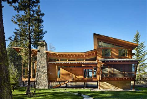 washington state house elegant mazama house in methow valley washington