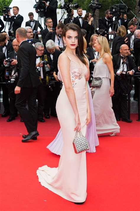 Versace Table Sonia Ben Ammar Cannes 2016 Blake Lively Affiche Sa