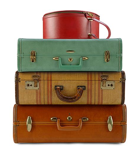 vintage suitcase ideas on pinterest vintage suitcases old suitcases and sewing box