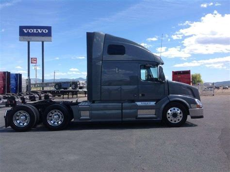 volvo trucks for sale 2016 volvo vnl64t670 sleeper truck for sale missoula mt