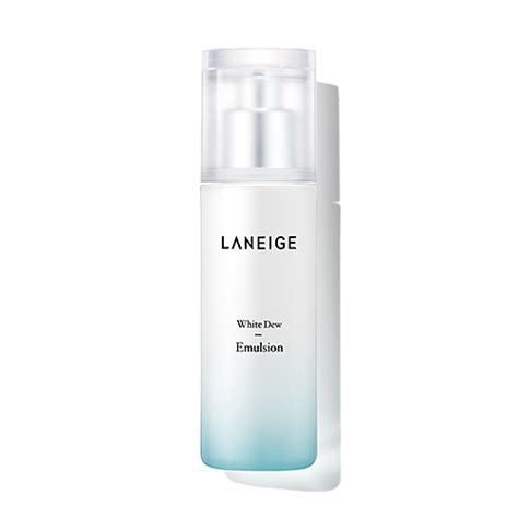 Emulsion Laneige skincare white dew emulsion laneige my